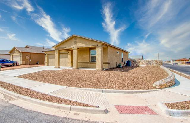 757 Villa Romero Dr. Drive, Horizon City, TX 79928 (MLS #835228) :: Jackie Stevens Real Estate Group brokered by eXp Realty
