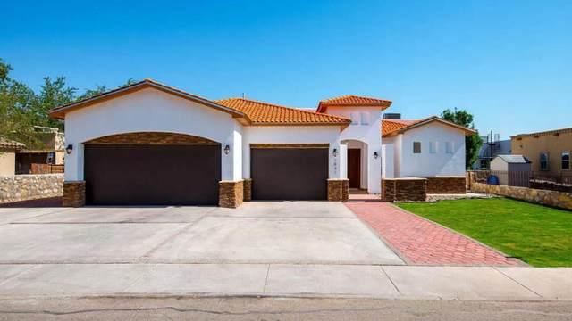 1041 Maximo Street, El Paso, TX 79932 (MLS #835236) :: Preferred Closing Specialists