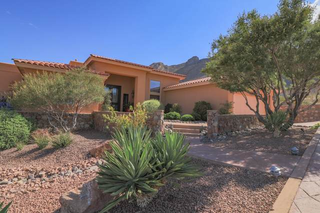 425 San Clemente Drive, El Paso, TX 79912 (MLS #835244) :: Jackie Stevens Real Estate Group brokered by eXp Realty