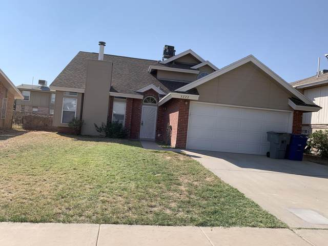 5773 Hank Aaron Drive, El Paso, TX 79934 (MLS #835254) :: Jackie Stevens Real Estate Group brokered by eXp Realty