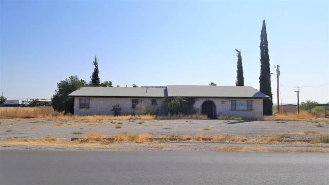 810 Gato Road, El Paso, TX 79932 (MLS #835267) :: The Purple House Real Estate Group