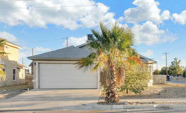 4700 Titanic Avenue, El Paso, TX 79904 (MLS #835288) :: Jackie Stevens Real Estate Group brokered by eXp Realty