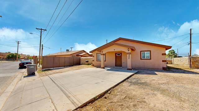 8925 Padilla Dr B, El Paso, TX 79907 (MLS #835359) :: Preferred Closing Specialists