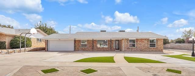 9000 Lait Drive, El Paso, TX 79925 (MLS #835362) :: Jackie Stevens Real Estate Group brokered by eXp Realty