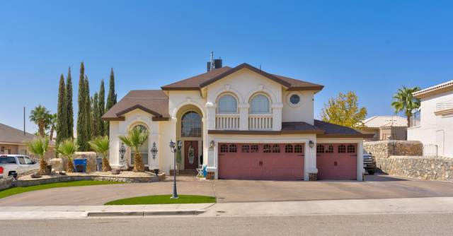 1355 Doc Holiday Place, El Paso, TX 79936 (MLS #835370) :: The Purple House Real Estate Group