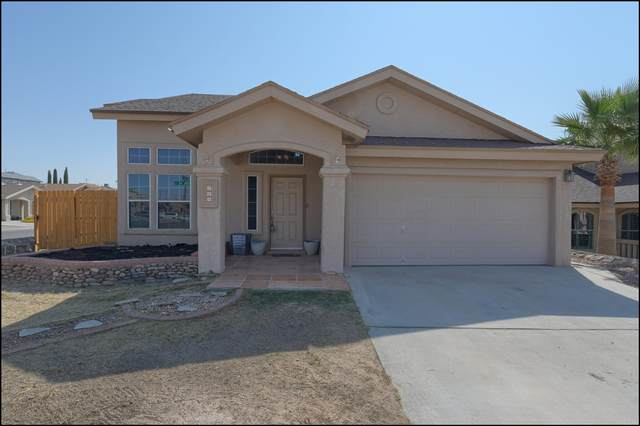 260 Summerbrooke Court, El Paso, TX 79932 (MLS #835380) :: Jackie Stevens Real Estate Group brokered by eXp Realty