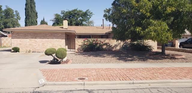 3028 Wedgewood Drive, El Paso, TX 79925 (MLS #835389) :: Jackie Stevens Real Estate Group brokered by eXp Realty