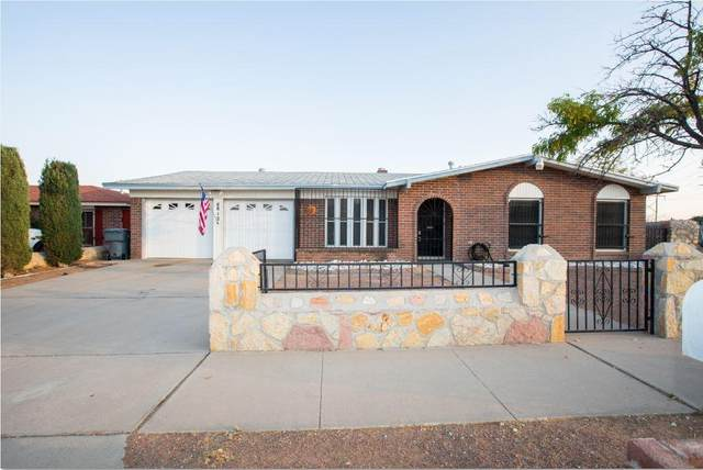 4812 Round Rock Drive, El Paso, TX 79924 (MLS #835394) :: Jackie Stevens Real Estate Group brokered by eXp Realty