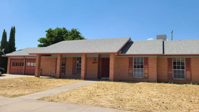 3117 Gaston Drive, El Paso, TX 79935 (MLS #835399) :: Jackie Stevens Real Estate Group brokered by eXp Realty