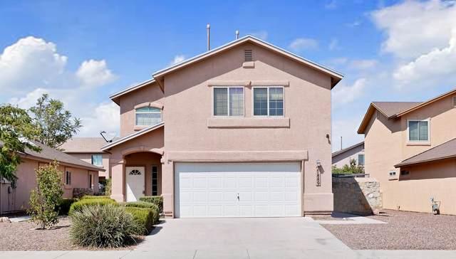 11889 Mesquite Rock Drive, El Paso, TX 79934 (MLS #835411) :: Jackie Stevens Real Estate Group brokered by eXp Realty