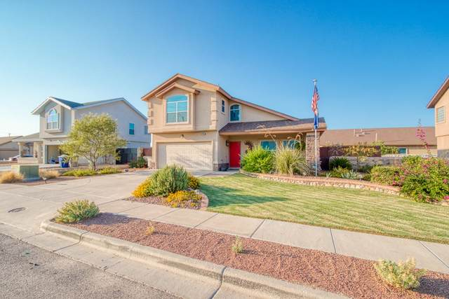 465 Viale Lungo Avenue, El Paso, TX 79932 (MLS #835415) :: Jackie Stevens Real Estate Group brokered by eXp Realty