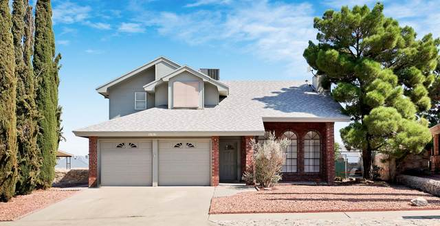 1816 John Glenn Drive, El Paso, TX 79936 (MLS #835417) :: Mario Ayala Real Estate Group