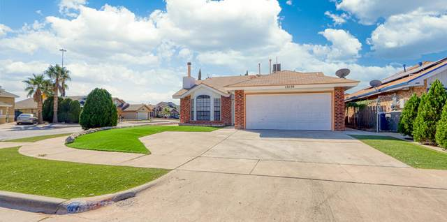 12156 Blue Quail Avenue, El Paso, TX 79936 (MLS #835418) :: Jackie Stevens Real Estate Group brokered by eXp Realty