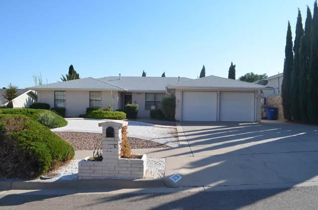 3236 Mountain Walk Drive, El Paso, TX 79904 (MLS #835420) :: Jackie Stevens Real Estate Group brokered by eXp Realty