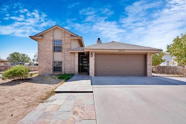 10521 Onyxstone Street, El Paso, TX 79924 (MLS #835423) :: Mario Ayala Real Estate Group