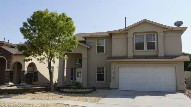 13712 Paseo Del Mar Drive, El Paso, TX 79928 (MLS #835424) :: Jackie Stevens Real Estate Group brokered by eXp Realty