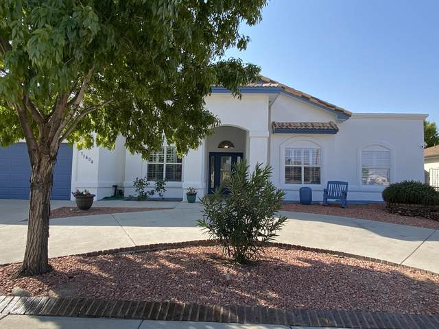 11404 Sundance Avenue, El Paso, TX 79936 (MLS #835427) :: Jackie Stevens Real Estate Group brokered by eXp Realty