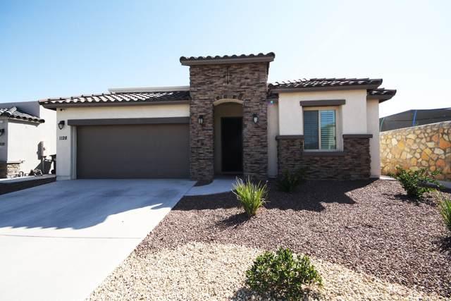 1128 Paseo De Suerte Drive, El Paso, TX 79928 (MLS #835447) :: Jackie Stevens Real Estate Group brokered by eXp Realty