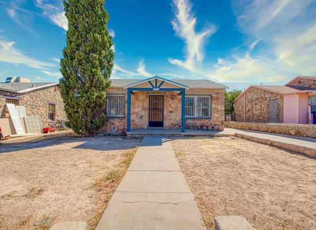 3016 Idalia Avenue, El Paso, TX 79930 (MLS #835453) :: Jackie Stevens Real Estate Group brokered by eXp Realty