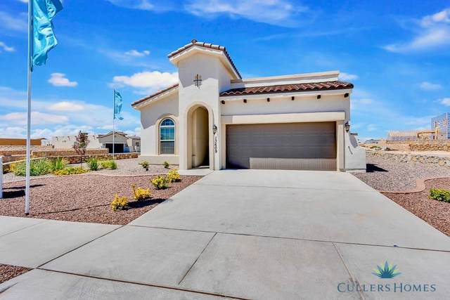12821 Clevendon Street, El Paso, TX 79928 (MLS #835457) :: Jackie Stevens Real Estate Group brokered by eXp Realty