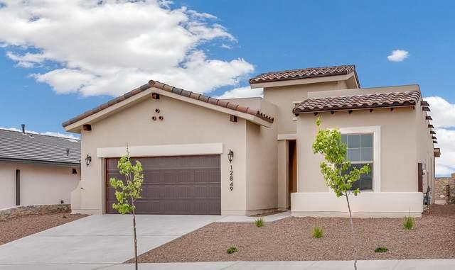 12804 Haxby Street, El Paso, TX 79928 (MLS #835459) :: The Matt Rice Group