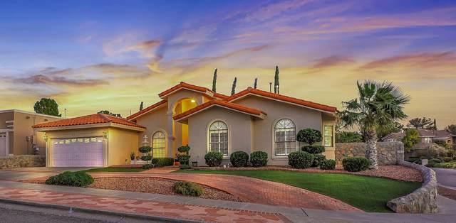 6552 Brisa Del Mar Drive, El Paso, TX 79912 (MLS #835469) :: Jackie Stevens Real Estate Group brokered by eXp Realty