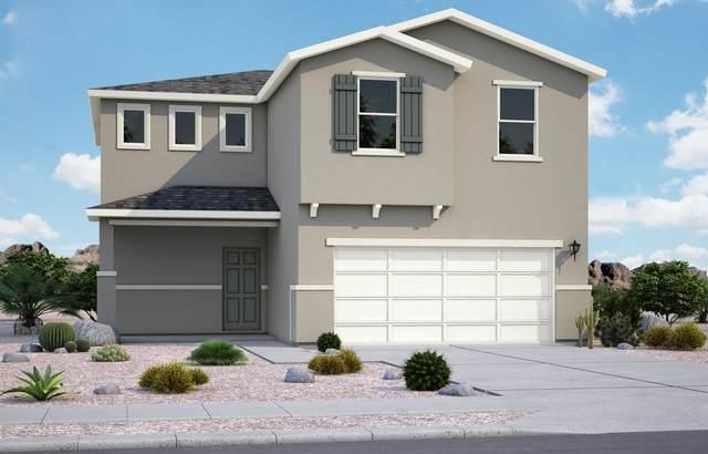 3916 Desert Daze, El Paso, TX 79938 (MLS #835472) :: Jackie Stevens Real Estate Group brokered by eXp Realty