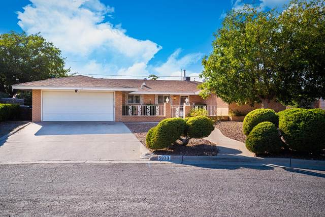 5833 Burning Tree Drive, El Paso, TX 79912 (MLS #835481) :: The Purple House Real Estate Group