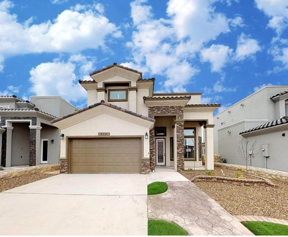 12549 New Dawn Drive, El Paso, TX 79928 (MLS #835488) :: Preferred Closing Specialists