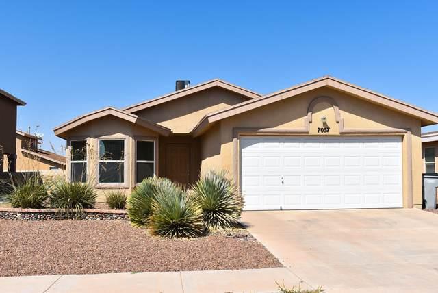 7057 Falling Leaf Circle, El Paso, TX 79934 (MLS #835496) :: Jackie Stevens Real Estate Group brokered by eXp Realty