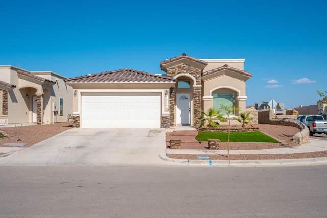 1020 Gunnerside Street, El Paso, TX 79928 (MLS #835498) :: Jackie Stevens Real Estate Group brokered by eXp Realty