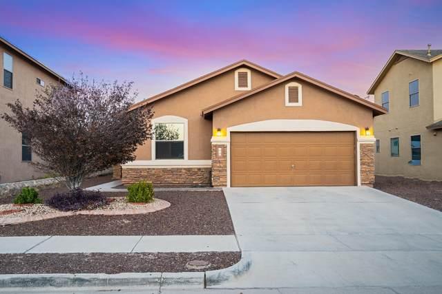 316 Emerald Way Street, El Paso, TX 79928 (MLS #835507) :: Jackie Stevens Real Estate Group brokered by eXp Realty