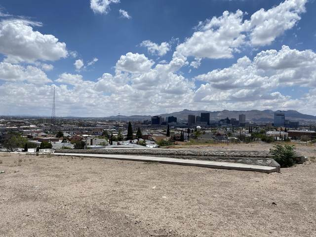 1525 Golden Hill Terrace, El Paso, TX 79902 (MLS #835530) :: Jackie Stevens Real Estate Group brokered by eXp Realty