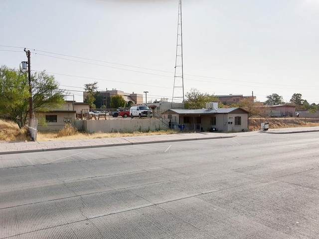 7351 Loop Drive, El Paso, TX 79915 (MLS #835537) :: The Purple House Real Estate Group