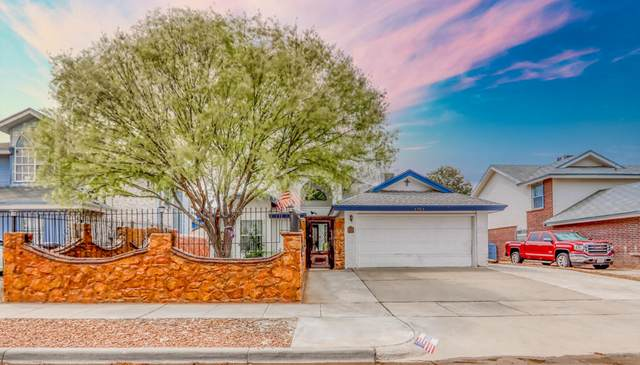 1753 Painted Quail Place, El Paso, TX 79936 (MLS #835560) :: Jackie Stevens Real Estate Group brokered by eXp Realty