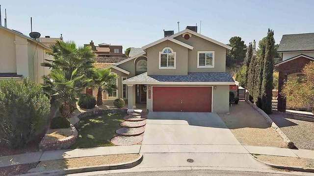 7362 Prickley Pear Drive, El Paso, TX 79912 (MLS #835564) :: Mario Ayala Real Estate Group