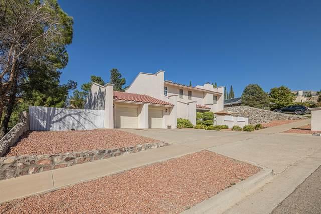 844 Cresta Alta Drive, El Paso, TX 79912 (MLS #835574) :: Jackie Stevens Real Estate Group brokered by eXp Realty