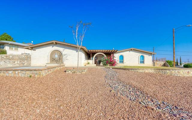 3317 Craigo Avenue, El Paso, TX 79904 (MLS #835577) :: Jackie Stevens Real Estate Group brokered by eXp Realty