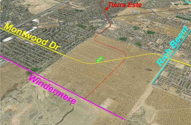 13500 Montwood Drive, El Paso, TX 79928 (MLS #835581) :: Jackie Stevens Real Estate Group brokered by eXp Realty