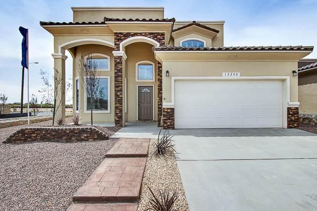 235 Ellesmere Way, El Paso, TX 79928 (MLS #835609) :: The Matt Rice Group