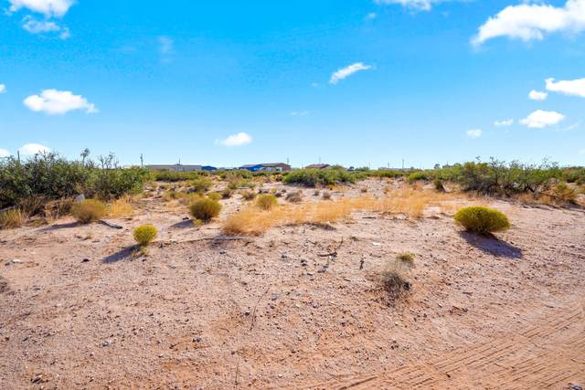 13 Hill Crest Center Lot 13, El Paso, TX 79938 (MLS #835616) :: The Matt Rice Group
