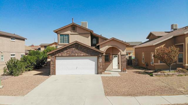 6920 Jericho Tree Drive, El Paso, TX 79934 (MLS #835618) :: Jackie Stevens Real Estate Group brokered by eXp Realty