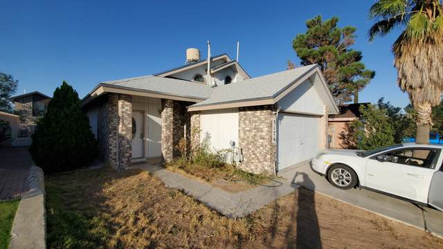 3176 Queens Garden Circle, El Paso, TX 79936 (MLS #835622) :: Mario Ayala Real Estate Group