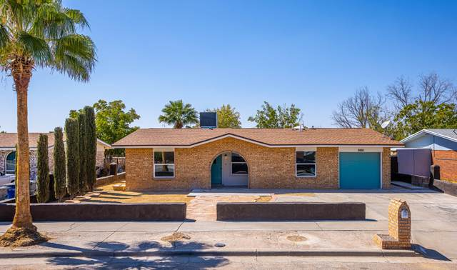 3001 Sea Breeze Drive, El Paso, TX 79936 (MLS #835630) :: Jackie Stevens Real Estate Group brokered by eXp Realty