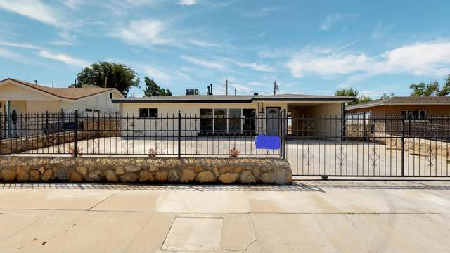 7304 Bellrose Drive, El Paso, TX 79925 (MLS #835632) :: Jackie Stevens Real Estate Group brokered by eXp Realty