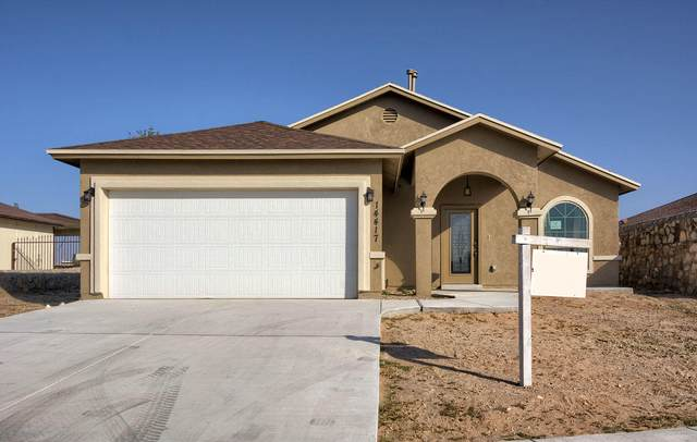 14417 Donny Murray Lane, Horizon City, TX 79928 (MLS #835661) :: Jackie Stevens Real Estate Group brokered by eXp Realty