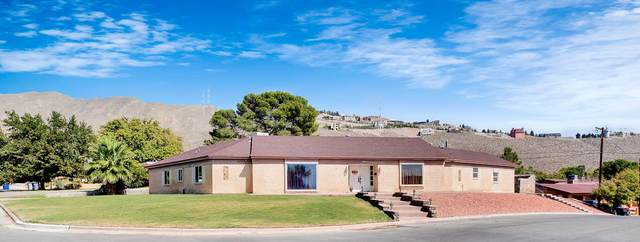 3900 Hillcrest Drive, El Paso, TX 79902 (MLS #835668) :: Jackie Stevens Real Estate Group brokered by eXp Realty