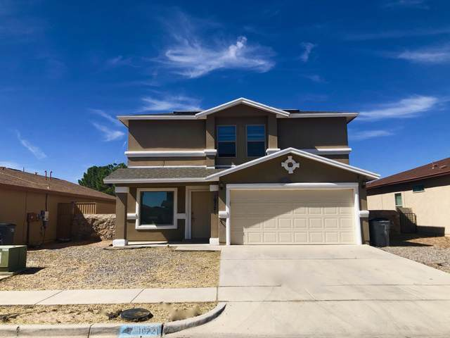 10721 Canyon Sage Drive, El Paso, TX 79924 (MLS #835679) :: Jackie Stevens Real Estate Group brokered by eXp Realty