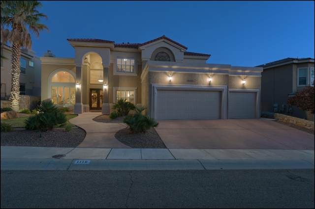 1116 Calle Parque, El Paso, TX 79912 (MLS #835683) :: Jackie Stevens Real Estate Group brokered by eXp Realty