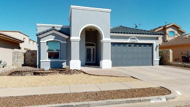 3176 Blue Dirt Circle, El Paso, TX 79938 (MLS #835698) :: Jackie Stevens Real Estate Group brokered by eXp Realty